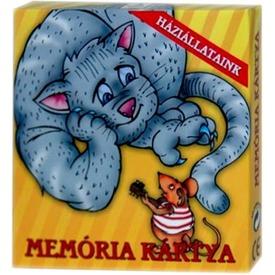 Háziállataink memória kártya