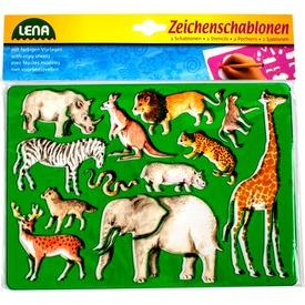 Egzotikus állatok rajzolósablon 2 darabos készlet Itt egy ajánlat található, a bővebben gombra kattintva, további információkat talál a termékről.
