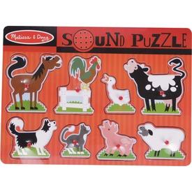 Farm állatok 8 darabos puzzle hanggal Itt egy ajánlat található, a bővebben gombra kattintva, további információkat talál a termékről.