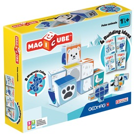 MAGICUBE Sarki állat készlet GEO Itt egy ajánlat található, a bővebben gombra kattintva, további információkat talál a termékről.