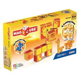 Magicube 14 darabos szafari készlet