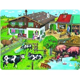 Tanyasi élet 33 darabos puzzle Itt egy ajánlat található, a bővebben gombra kattintva, további információkat talál a termékről.
