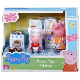 Peppa malac konyha játékkészlet
