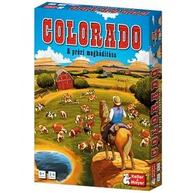 Colorado társasjáték - A préri meghódítása  Itt egy ajánlat található, a bővebben gombra kattintva, további információkat talál a termékről.
