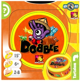 Dobble Animals társasjáték - ASM Itt egy ajánlat található, a bővebben gombra kattintva, további információkat talál a termékről.