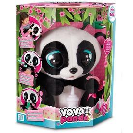 Yoyo panda interaktív plüssfigura - 40 cm Itt egy ajánlat található, a bővebben gombra kattintva, további információkat talál a termékről.