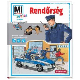 Mi MICSODA Junior Rendőrség MJ