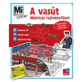 Mi MICSODA Junior A vasút MJ Itt egy ajánlat található, a bővebben gombra kattintva, további információkat talál a termékről.