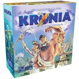 Kronia társasjáték Itt egy ajánlat található, a bővebben gombra kattintva, további információkat talál a termékről.