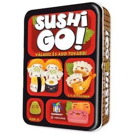 Sushi Go társasjáték Itt egy ajánlat található, a bővebben gombra kattintva, további információkat talál a termékről.