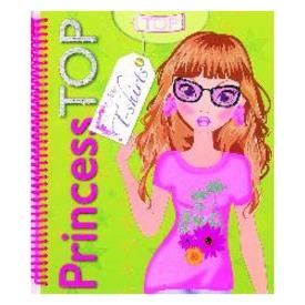 Princess TOP - My T-shirts kreatív foglalkoztató Itt egy ajánlat található, a bővebben gombra kattintva, további információkat talál a termékről.