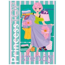 Princess TOP - Trendy kreatív foglalkoztató Itt egy ajánlat található, a bővebben gombra kattintva, további információkat talál a termékről.