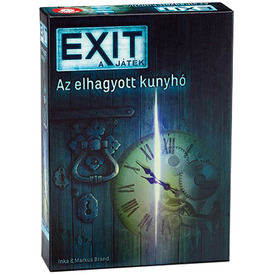 Exit 1. - Az elhagyott kunyhó társasjáték