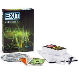 Exit 2 Titkos labor társasjáték