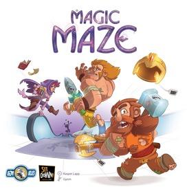 Magic Maze - Fogd és fuss! Társasjáték SDN