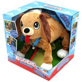 Boogie sétáló kutya plüssfigura - 27 cm