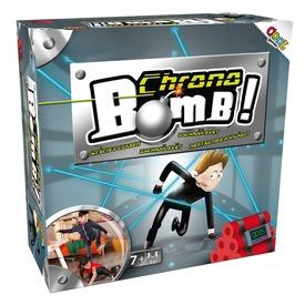 Chrono Bomb Mentsd meg a világot társasjáték