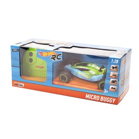 Távirányítós autó, 1:28, Hot wheels - Micro buggy