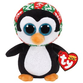 Beanie Boos Penelope pingvin plüss 15 cm Itt egy ajánlat található, a bővebben gombra kattintva, további információkat talál a termékről.
