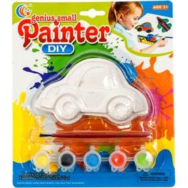 Járművek gipszkifestő készlet festékkel és ecsettel - többféle Itt egy ajánlat található, a bővebben gombra kattintva, további információkat talál a termékről.