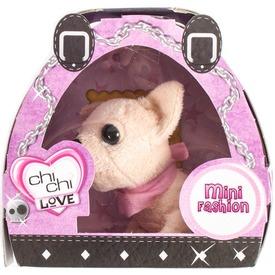 ChiChi Love Mini Fashion divatos kutya plüssfigura - 8 cm, többféle Itt egy ajánlat található, a bővebben gombra kattintva, további információkat talál a termékről.