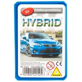 Hybrid autós kártyajáték Itt egy ajánlat található, a bővebben gombra kattintva, további információkat talál a termékről.