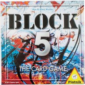 Block 5 társasjáték Itt egy ajánlat található, a bővebben gombra kattintva, további információkat talál a termékről.
