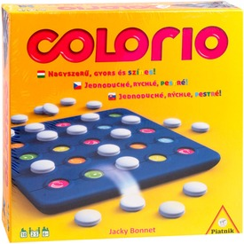 Colorio társasjáték  Itt egy ajánlat található, a bővebben gombra kattintva, további információkat talál a termékről.