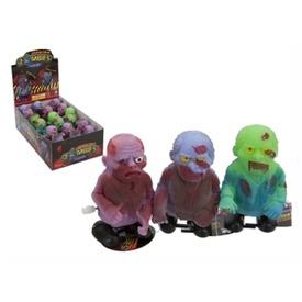 Sétáló zombi slime figura - többféle