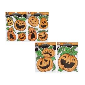 Halloween tök ablakmatrica - többféle Itt egy ajánlat található, a bővebben gombra kattintva, további információkat talál a termékről.