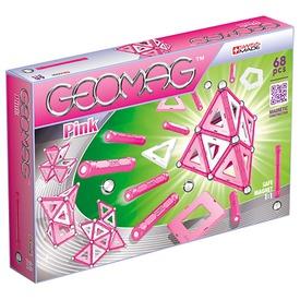 Geomag Pink 68 darabos készlet Itt egy ajánlat található, a bővebben gombra kattintva, további információkat talál a termékről.