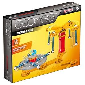 Geomag Mechanics 78 darabos készlet Itt egy ajánlat található, a bővebben gombra kattintva, további információkat talál a termékről.
