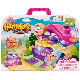 Hörcsögfalva nagy ház játékkészlet Itt egy ajánlat található, a bővebben gombra kattintva, további információkat talál a termékről.