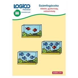 Logico Piccolo 5455 - Adatok, gyakoriság, valószín