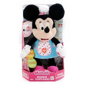 Minnie egér sütikészítő plüssfigura - 28 cm