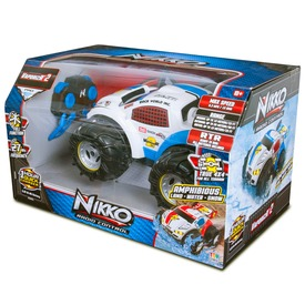Nikko Maxi 2 VaporizR távirányítós terepjáró - kék