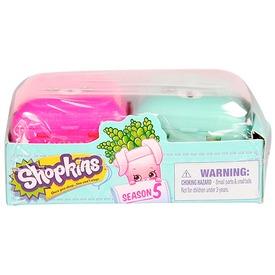 Shopkins 5. évad 2 darabos készlet - többféle Itt egy ajánlat található, a bővebben gombra kattintva, további információkat talál a termékről.