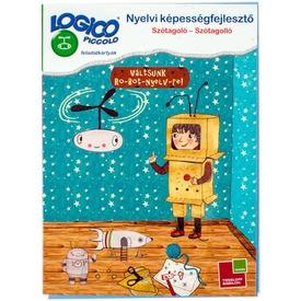 Logico Piccolo Nyelvi készségfejlesztő Szótagoló-Szótagolló Itt egy ajánlat található, a bővebben gombra kattintva, további információkat talál a termékről.