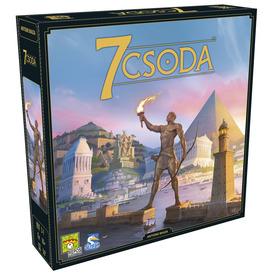 7 Wonders - 7 Csoda társasjáték