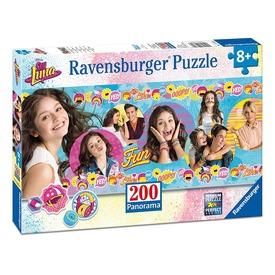 Soy Luna 200 darabos panoráma puzzle Itt egy ajánlat található, a bővebben gombra kattintva, további információkat talál a termékről.