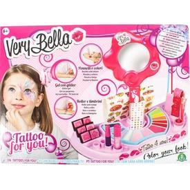 Very Bella Testfestő és díszítő készlet Itt egy ajánlat található, a bővebben gombra kattintva, további információkat talál a termékről.