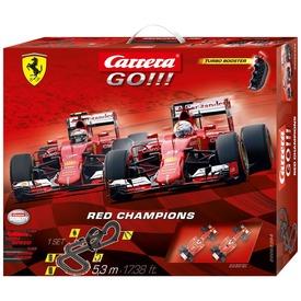 Carrera GO Red Champions versenypálya