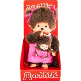 Monchhichi lány kicsinyével plüssfigura - 20 cm Itt egy ajánlat található, a bővebben gombra kattintva, további információkat talál a termékről.