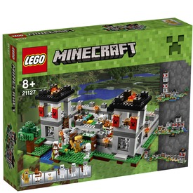 LEGO Minecraft Az erőd 21127 Itt egy ajánlat található, a bővebben gombra kattintva, további információkat talál a termékről.