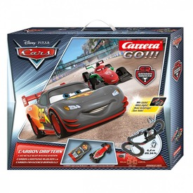 Carrera Go! Disney Carbon Drifters