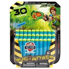 X-Shot 30 darabos lőszer utántöltő