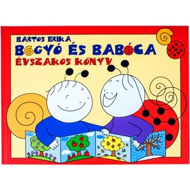 Bogyó és Babóca - Évszakos könyv Itt egy ajánlat található, a bővebben gombra kattintva, további információkat talál a termékről.