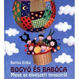Bogyó és Babóca - Mese az elveszett nyusziról Itt egy ajánlat található, a bővebben gombra kattintva, további információkat talál a termékről.