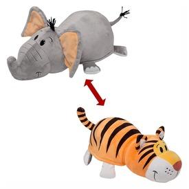Plüsstesók kifordítós állat - elefánt-tigris Itt egy ajánlat található, a bővebben gombra kattintva, további információkat talál a termékről.