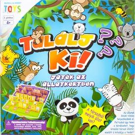 Találj ki játék az állatkertben társasjáték Itt egy ajánlat található, a bővebben gombra kattintva, további információkat talál a termékről.